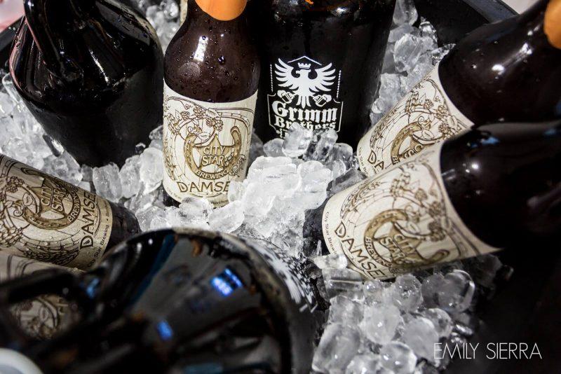 Front Range Rally beer shot Grimm