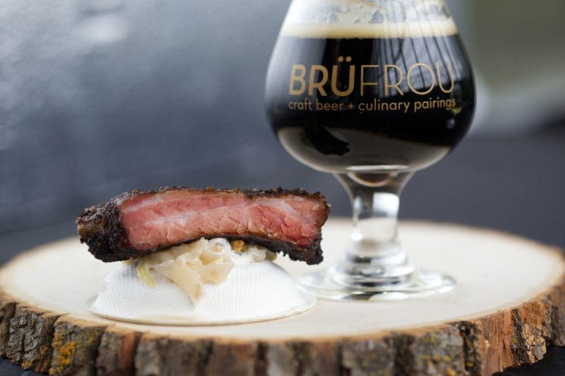 Featured Festival BrüFrouFEST 2017, Denver, Colorado - HeidiTown - steak & dark beer