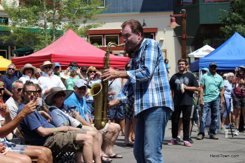 Colorado Wine Festivals - Where to Drink Grapes this Summer, Keystone Wine & Jazz Festival