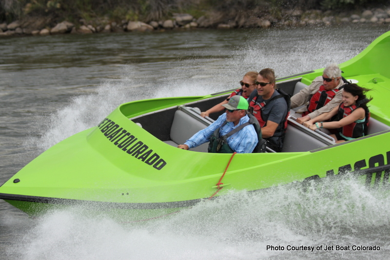 Jet Boat Colorado The Most Fun You Can Have with Wet Clothes On 1. HeidiTown.com