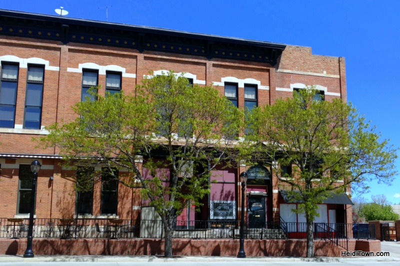 A Weekend Itinerary for Longmont, Colorado, HeidiTown.com. Dicken's Opera House.