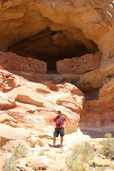 Hiking in Canyon of the Ancients National Monument in Mesa Verde Country. HeidiTown (9)