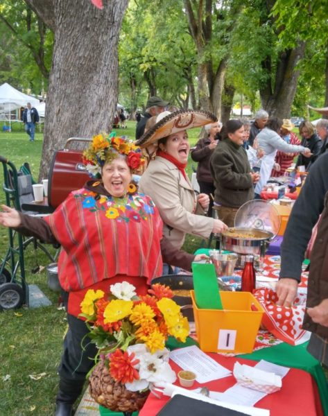 Featured Festival Mountain Harvest Festival 2017, Paonia, Colorado, Chili Cookoff - photo credit Nyssa Yassa