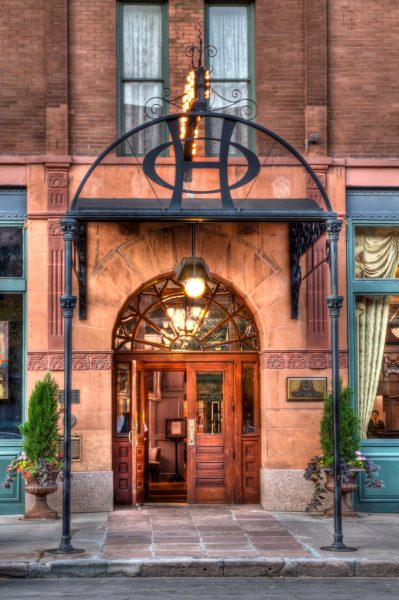 Art & Luxury in Denver Her Paris & The Oxford Hotel, photo courtesy of The Oxford Hotel