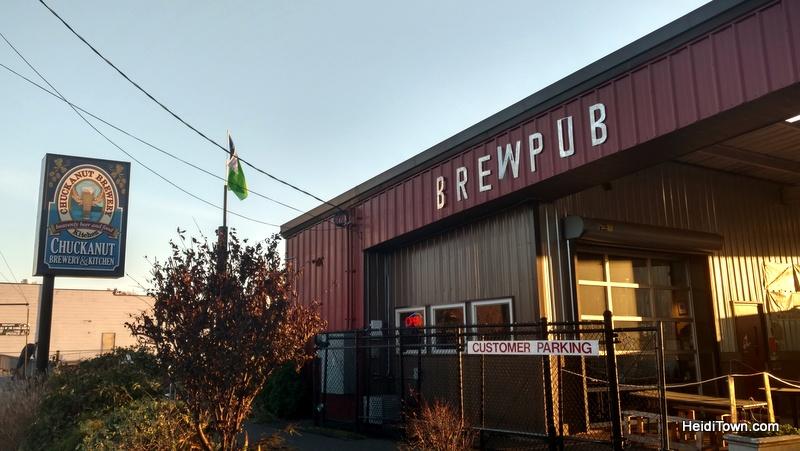 A Visit to Bellingham, Washington, the Mayor's Homeland. Chuckanut Brewery & Kitchen HeidiTown.com