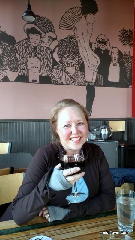 A Visit to Bellingham, Washington, the Mayor's Homeland. The Black Cat HeidiTown.com