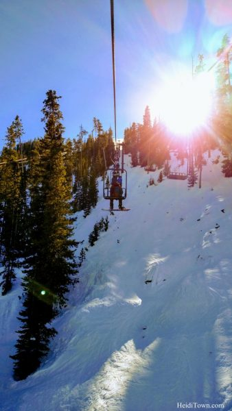 A Skier Becomes a Snowboarder on a Family Ski Weekend in Winter Park 2