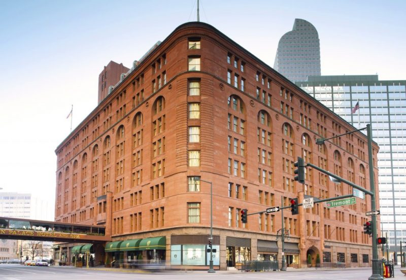For Your Eyes Only Specials for Locals at Colorado Hotels, The Brown Palace, courtesy photo