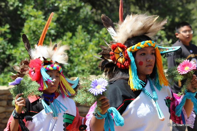 Escape the Crowds this Summer Visit a National Monument. Hopi dancers the Butterfly Dance.