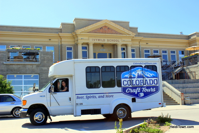A Beer Tour in Colorado Springs with the Crafts & Drafts Passport 2. HeidiTown.com