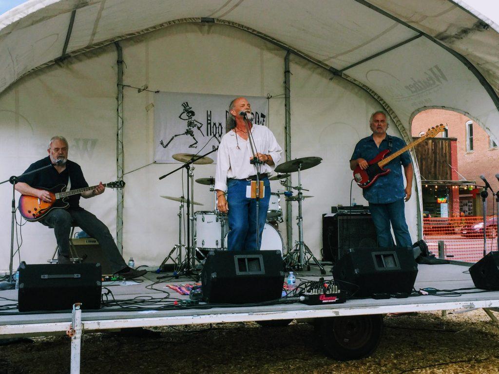 Featured Festival Farm to Fiddle Summer Festival music