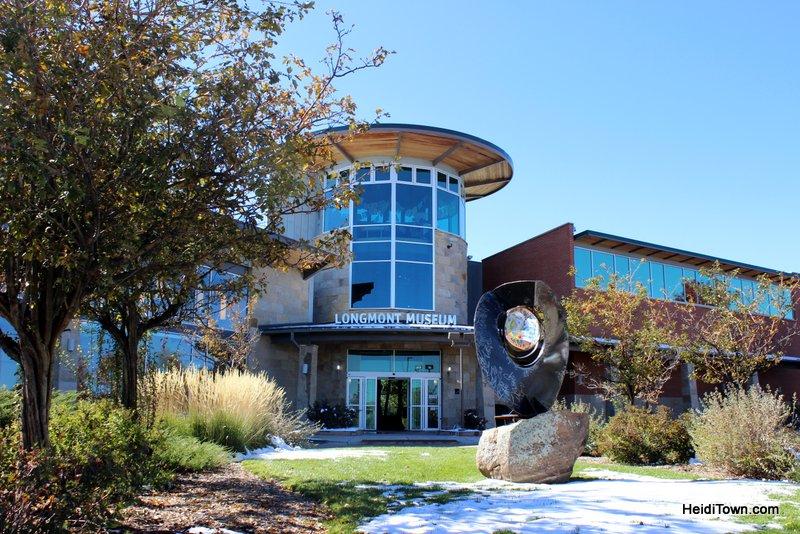 Celebrate Dia de los Muertos in Longmont, Colorado, Featured Festival. Longmont Museum. HeidiTown.com