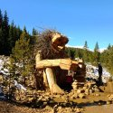 Visit the Breckenridge Troll & Obey the Rules. HeidiTown (5)