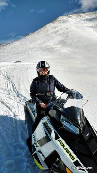 Snowmobiling in Leadville, Colorado: It's Fun!