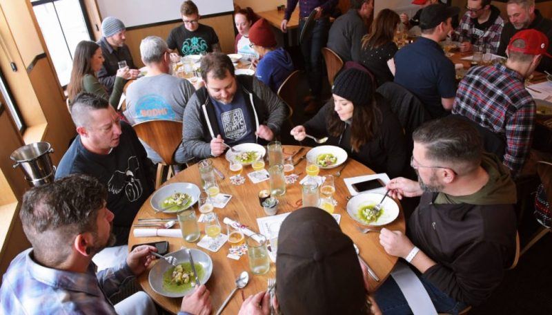 More Than Just Beer Big Beers Offers a Complete Culinary Experience, Photo by Jonathan Castner