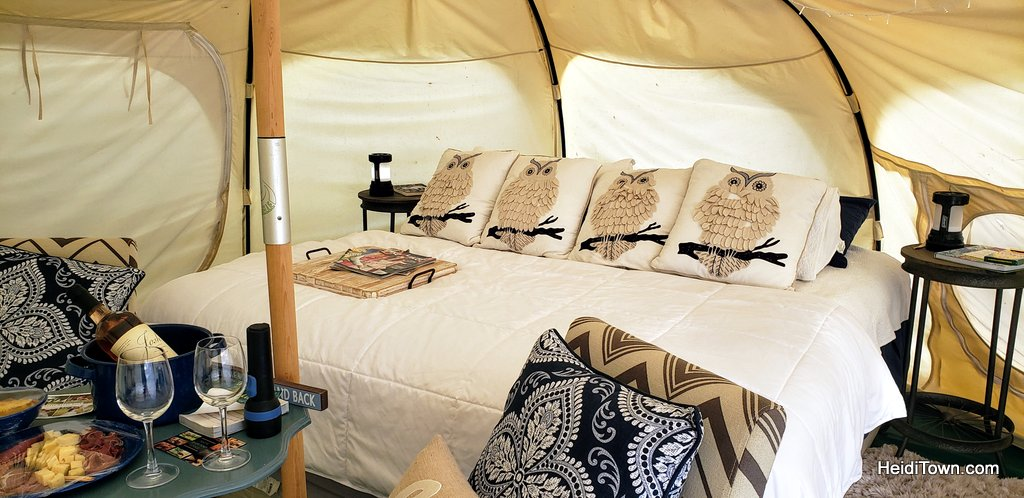 Glamping in Greeley, Colorado A Yurt Stay at Platte River Fort & Resort. HeidiTown (1)