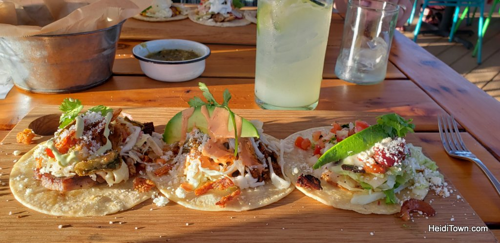 tacos from Salt & Lime