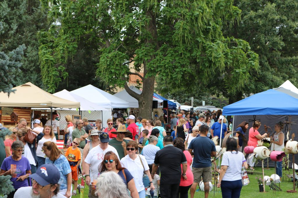 Featured Festival Greeley Arts Picnic 1