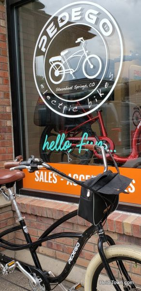 Pedal Less, Bike More with Electric Bikes in Steamboat Springs, Colorado. HeidiTown.com 2