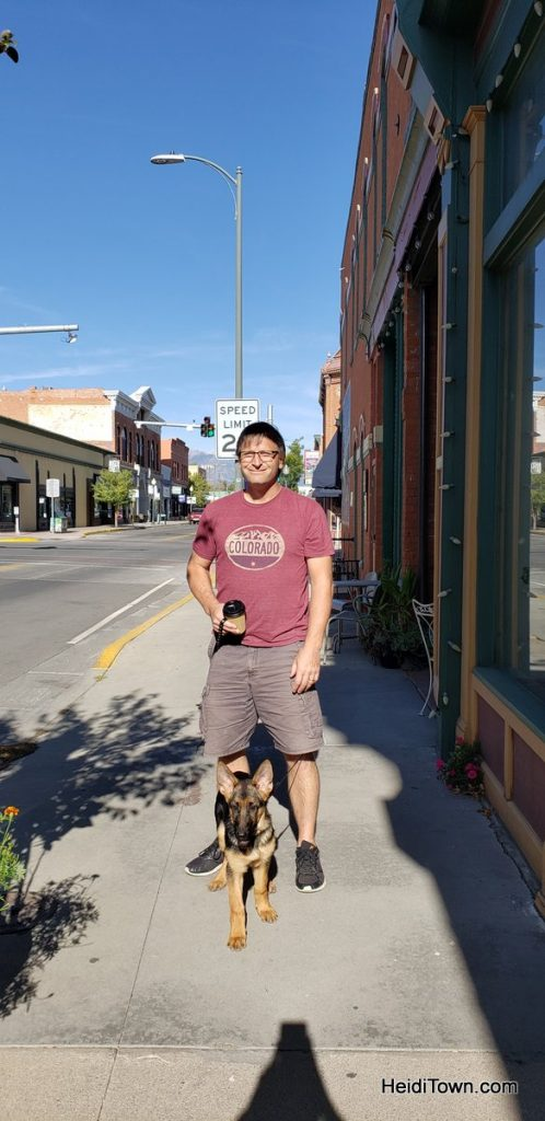 Salida, Colorado is for the Dogs Dog-Friendly Spots Around Town. HeidiTown (12)