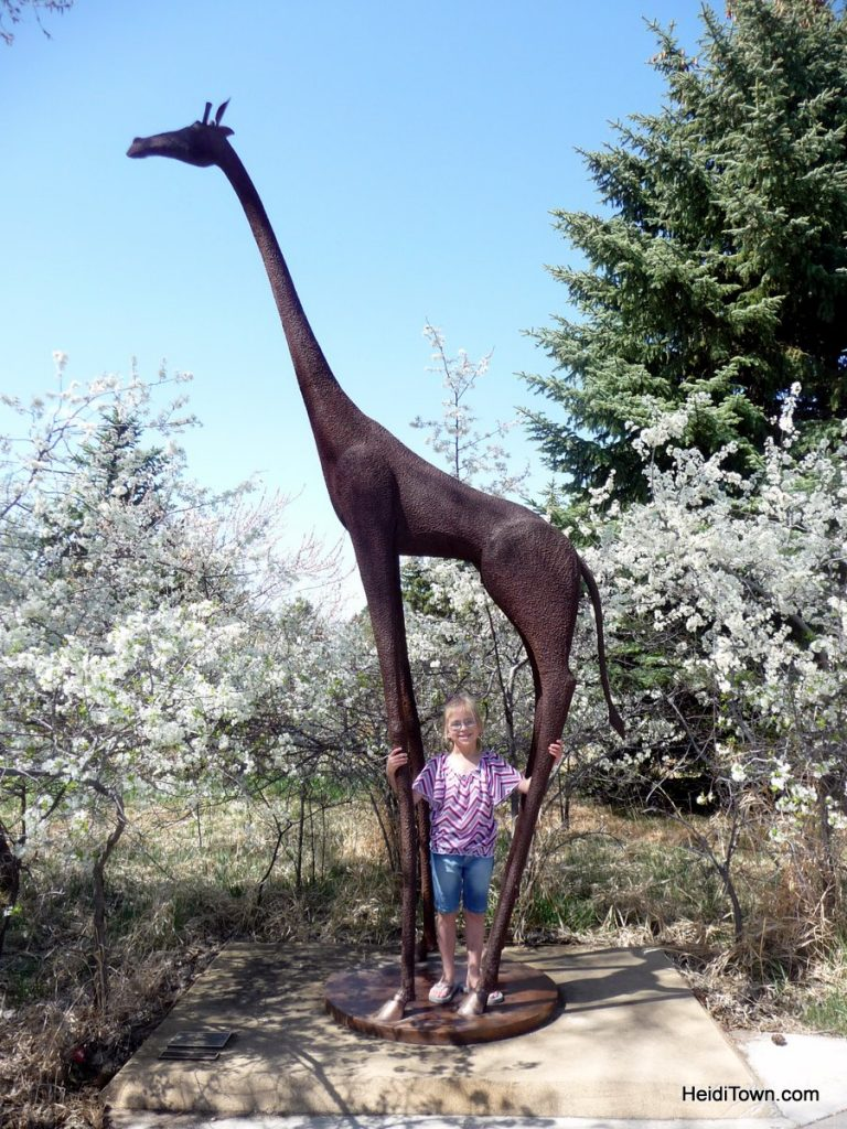 A Few of my Favorite Things, Loveland, Colorado Edition. Benson Sculpture Garden. HeidiTown.com