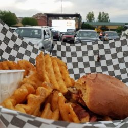 Loveland Drive-In food truck food HeidiTown.com