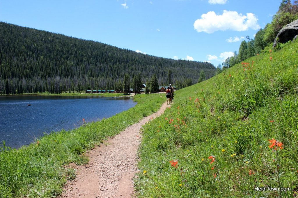 Vail, Colorado is Open for Business Take a Postcard Pretty Hike. HeidiTown (11)