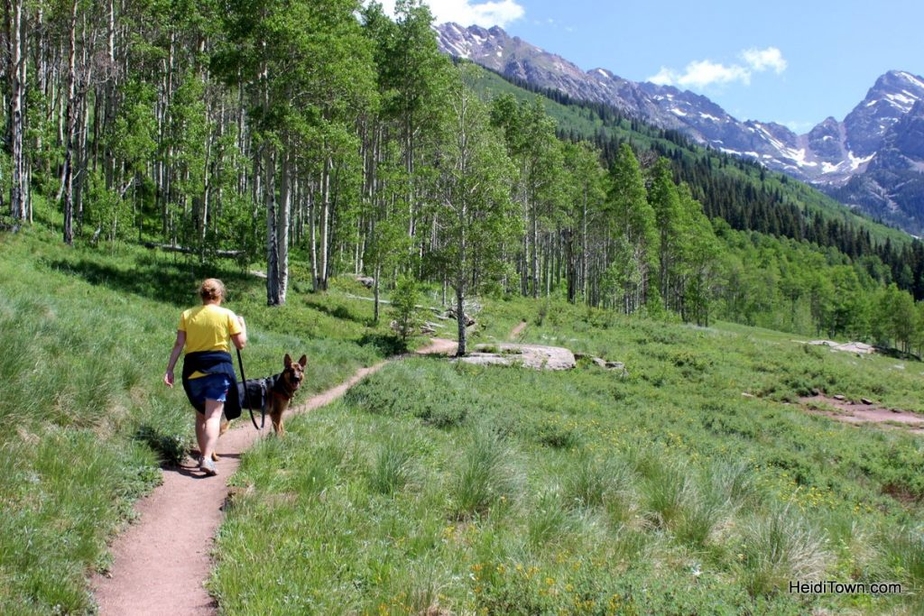 Vail, Colorado is Open for Business Take a Postcard Pretty Hike. HeidiTown (7)