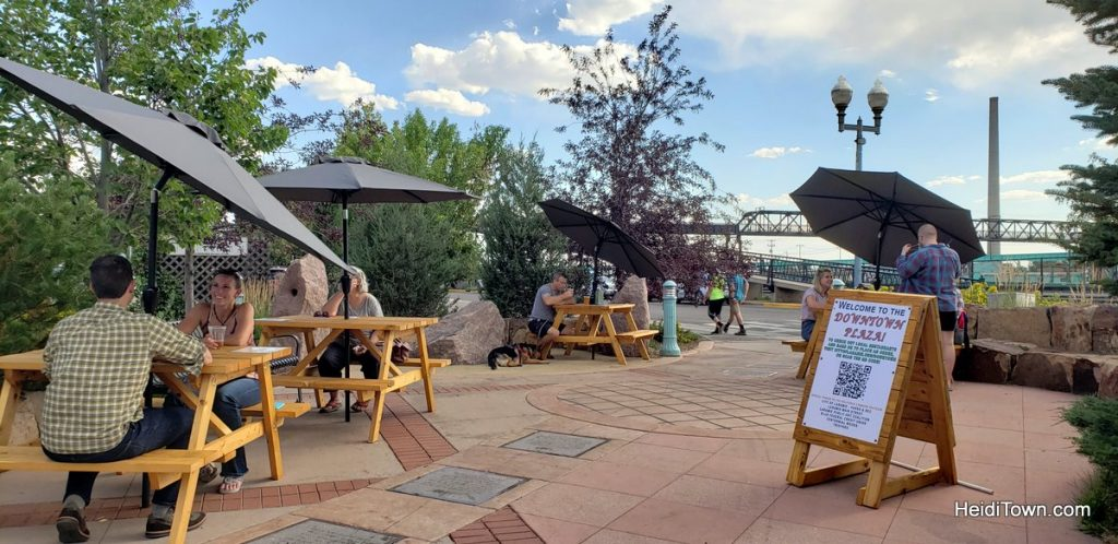 Celebrate Al Fresco in Downtown Laramie, Wyoming. HeidiTown (4)
