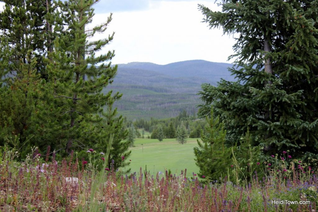 While Not at the Lake in Grand Lake, Colorado Golf. HeidiTown (11)