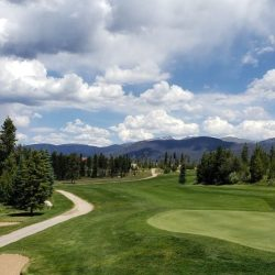 While Not at the Lake in Grand Lake, Colorado Golf. HeidiTown (3)