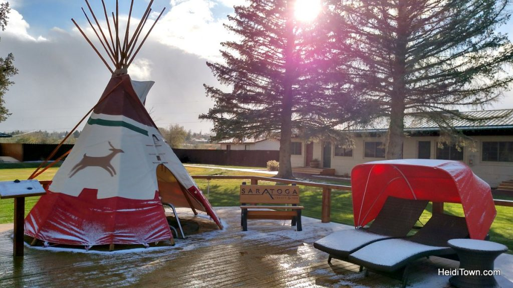 Three Road Trips for Romance, Saratoga Hot Springs Resort, Wyoming (1)