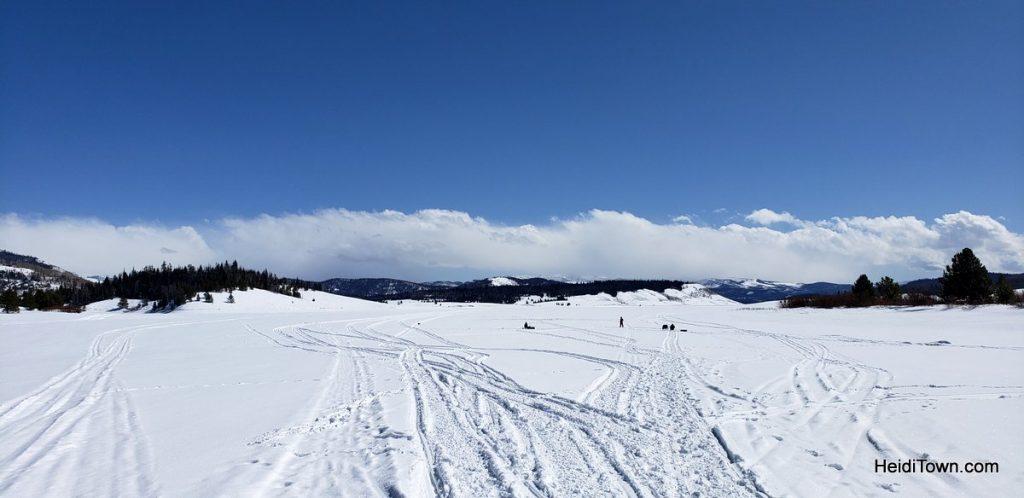 Archery, Ice Fishing & Snoga at Vista Verde Ranch in Colorado. HeidiTown (15)