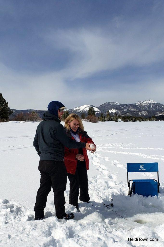 Archery, Ice Fishing & Snoga at Vista Verde Ranch in Colorado. HeidiTown (9)
