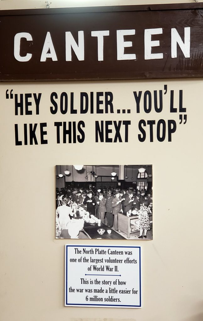 The North Platte Canteen World War II History I Never Knew. HeidiTown (1)