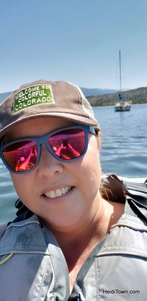 Kayak Lake Dillon From Frisco Bay Marina in Frisco, Colorado. HeidiTown (7)