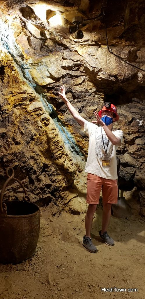 Phoenix Gold Mine Tour in Idaho Springs, Colorado. HeidiTown (4)