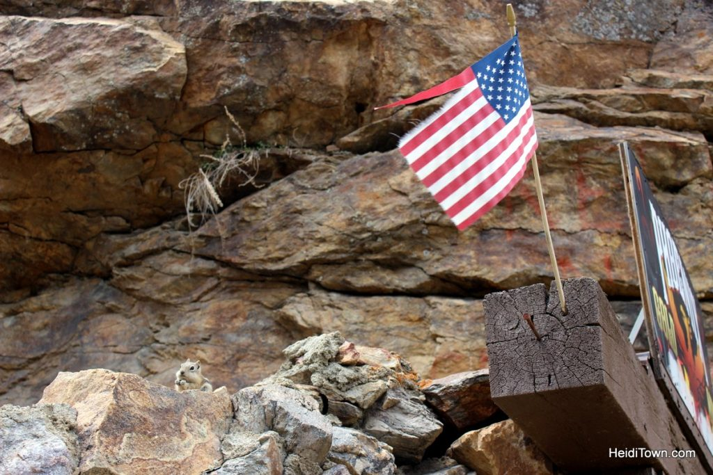 Phoenix Gold Mine Tour in Idaho Springs, Colorado. HeidiTown (8)