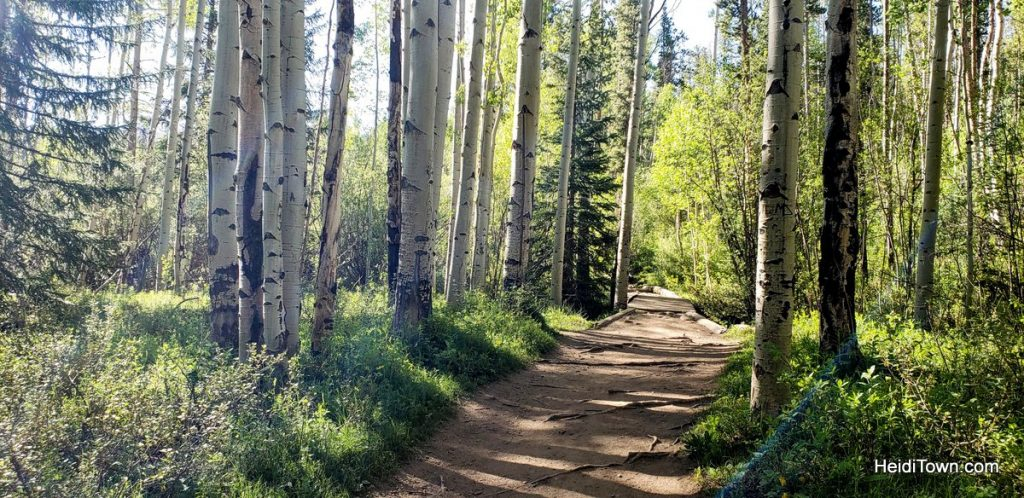 Two Short Scenic Hikes in Summit County, Colorado. HeidiTown (7)