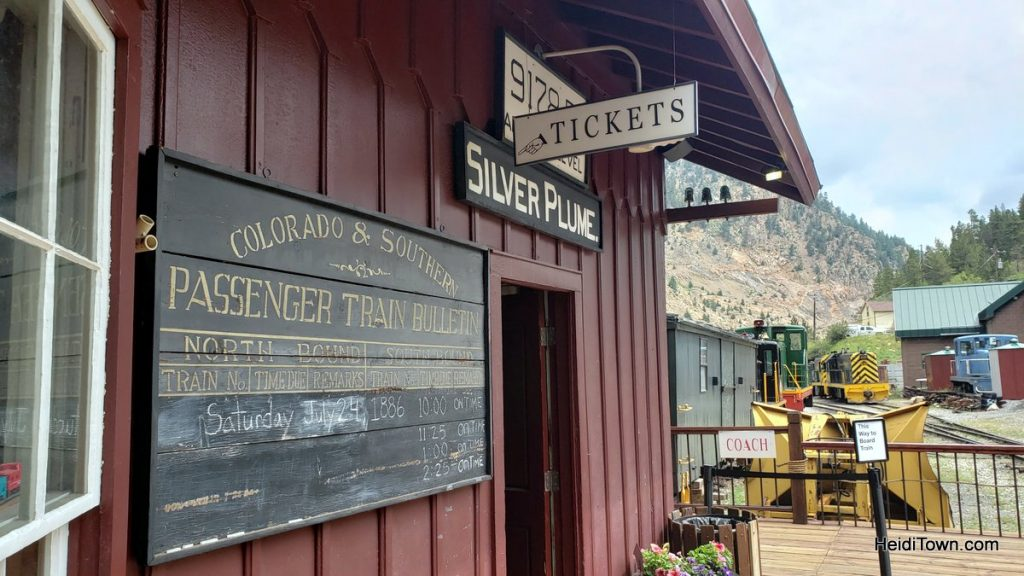Silver Plume is not a Colorado Ghost Town. HeidiTown (13)