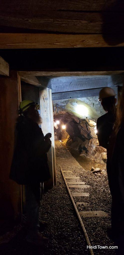 Mine Tour, Georgetown, Colorado. Lebanon Mine. HeidiTown (1)