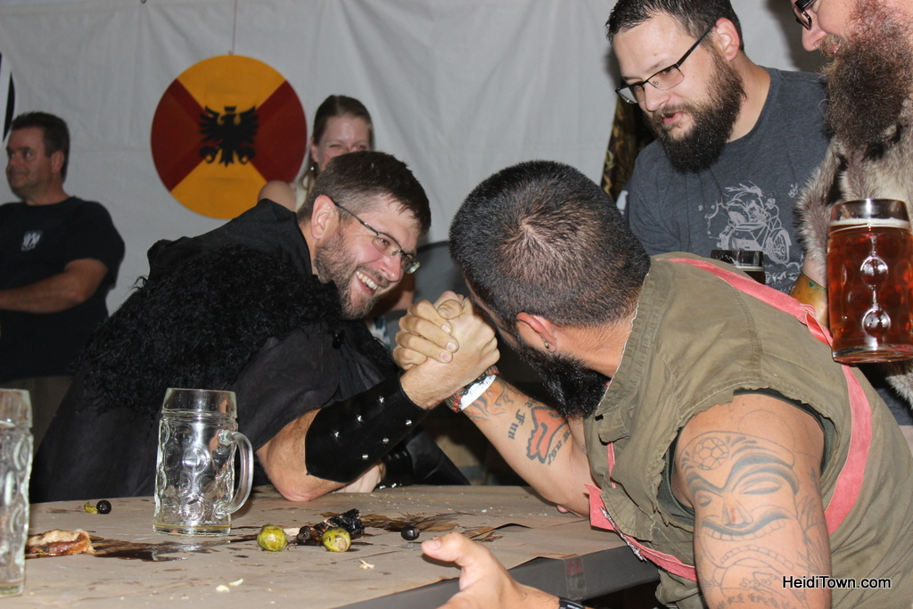 The Barbarian Feast Fur, Fun, Food and Beer, HeidiTown (13), HeidiTown