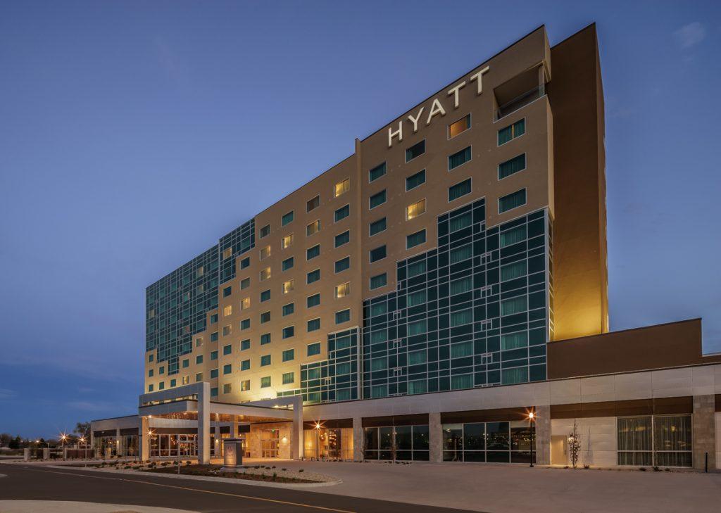 Aurora, Colorado Stay at the Hyatt Regency & Eat Everything. HeidiTown (7)