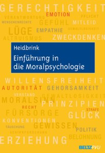 Buch Moralpsychologie