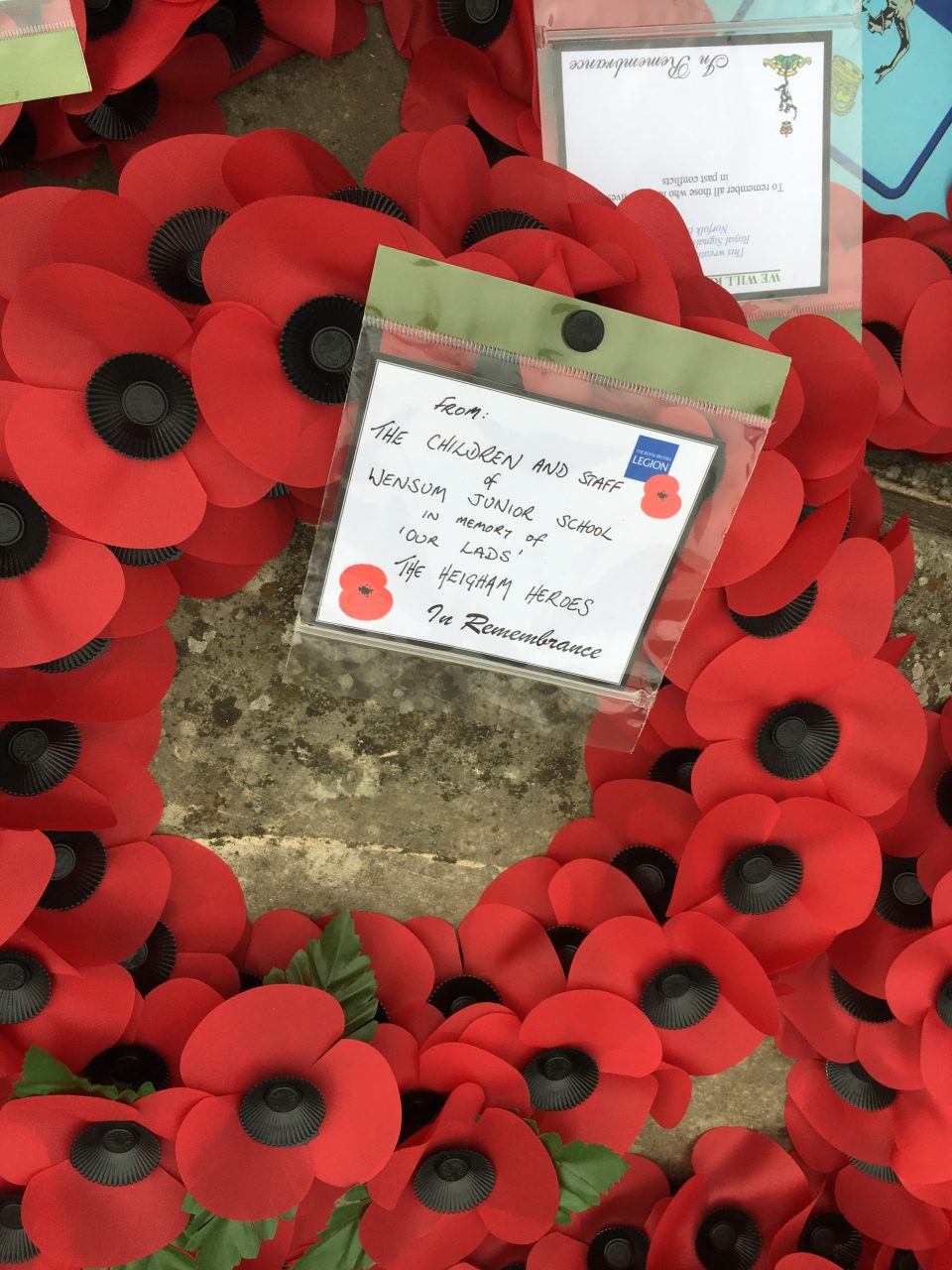 Sunday 12th November – Norwich remembers