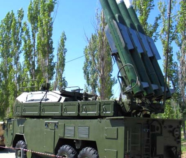 Military experts said Buk missile launchers system specially created shoot for hitting high-altitude aircraft.