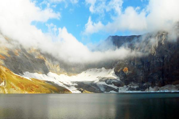 Rati Gali lake beautiful tourist place in Neelum Valley Azad Kashmir