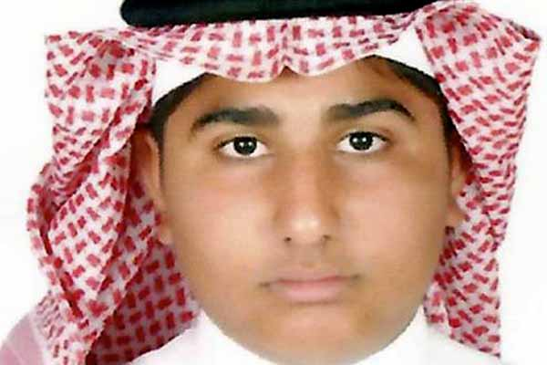 Attending protest rally teenage boy executed in Saudi Arabia.