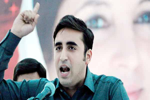 PMLN armed persons attack two killed Bilawal condemns attack.