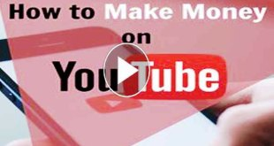 Earning online YouTube changed method 10 thousand people view video later earning start people require a bit of work 4